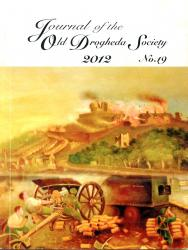 Journal of the Old Drogheda Society 2012 No.19 front cover